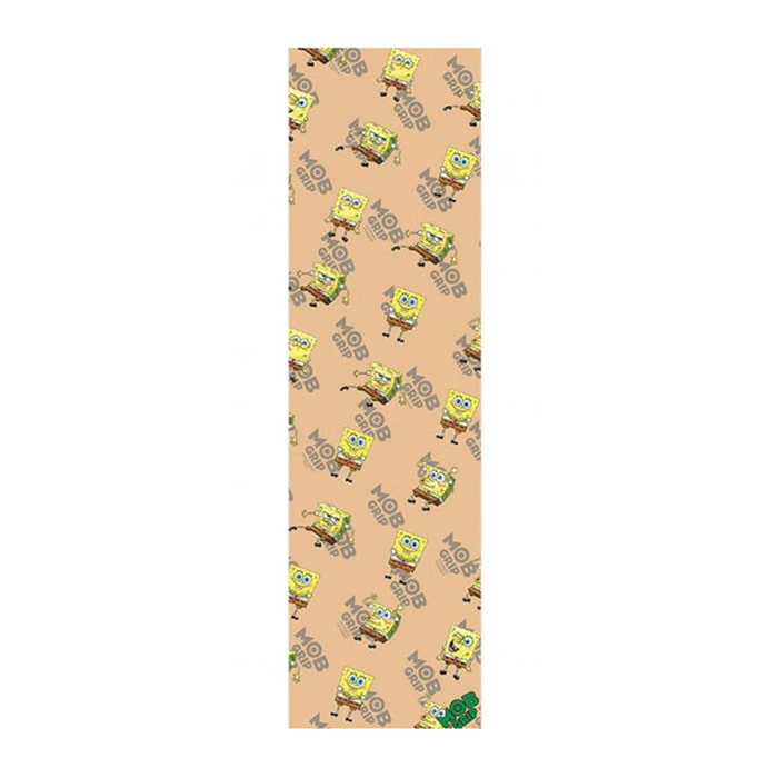 MOB GRIP SPONGEBOB SQUARE PANTS GRIP- CLEAR