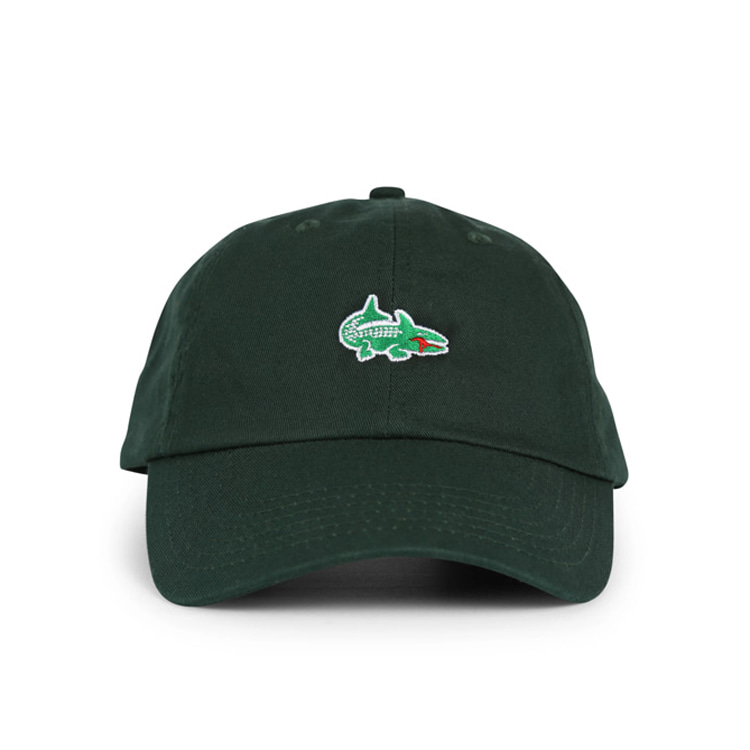 PIZZA LAPIZZA DAD HAT - GREEN