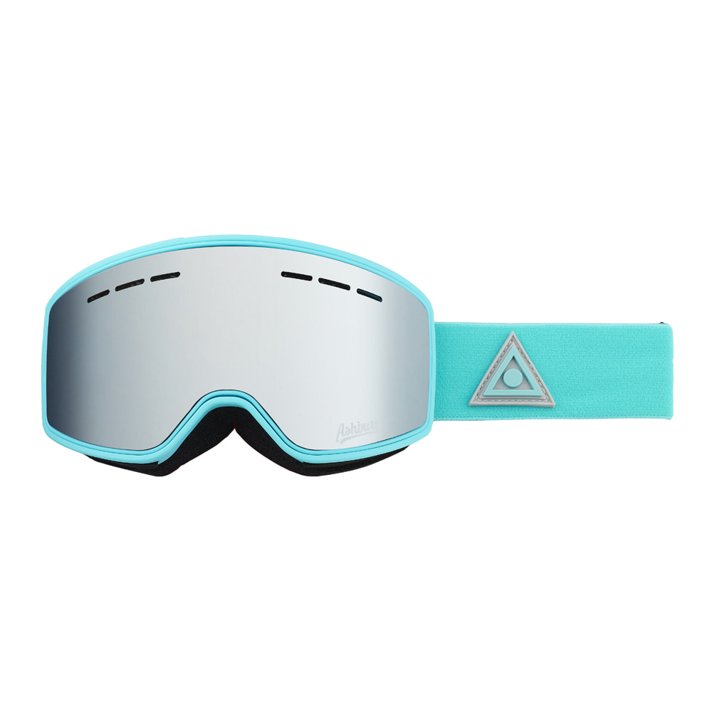 ASHBURY MIRAGE TEAL TRIANGLE