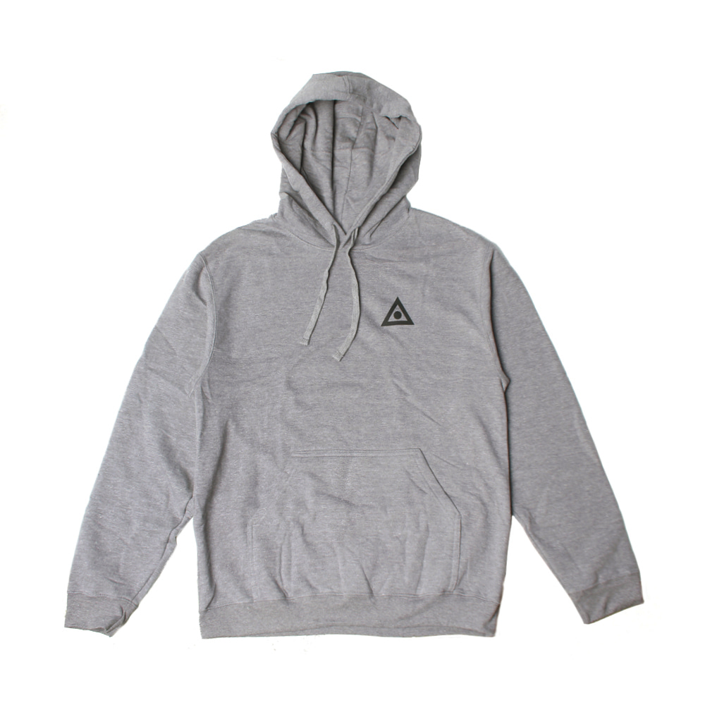 ASHBURY TRIANGLE HOOD GREY