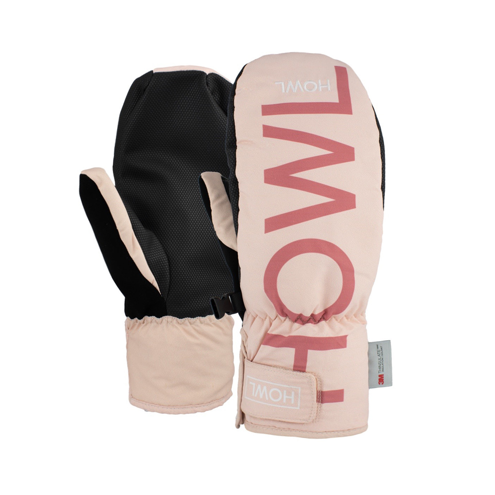 HOWL SUPPLY  FLYWEIGHT SALTED ROSE