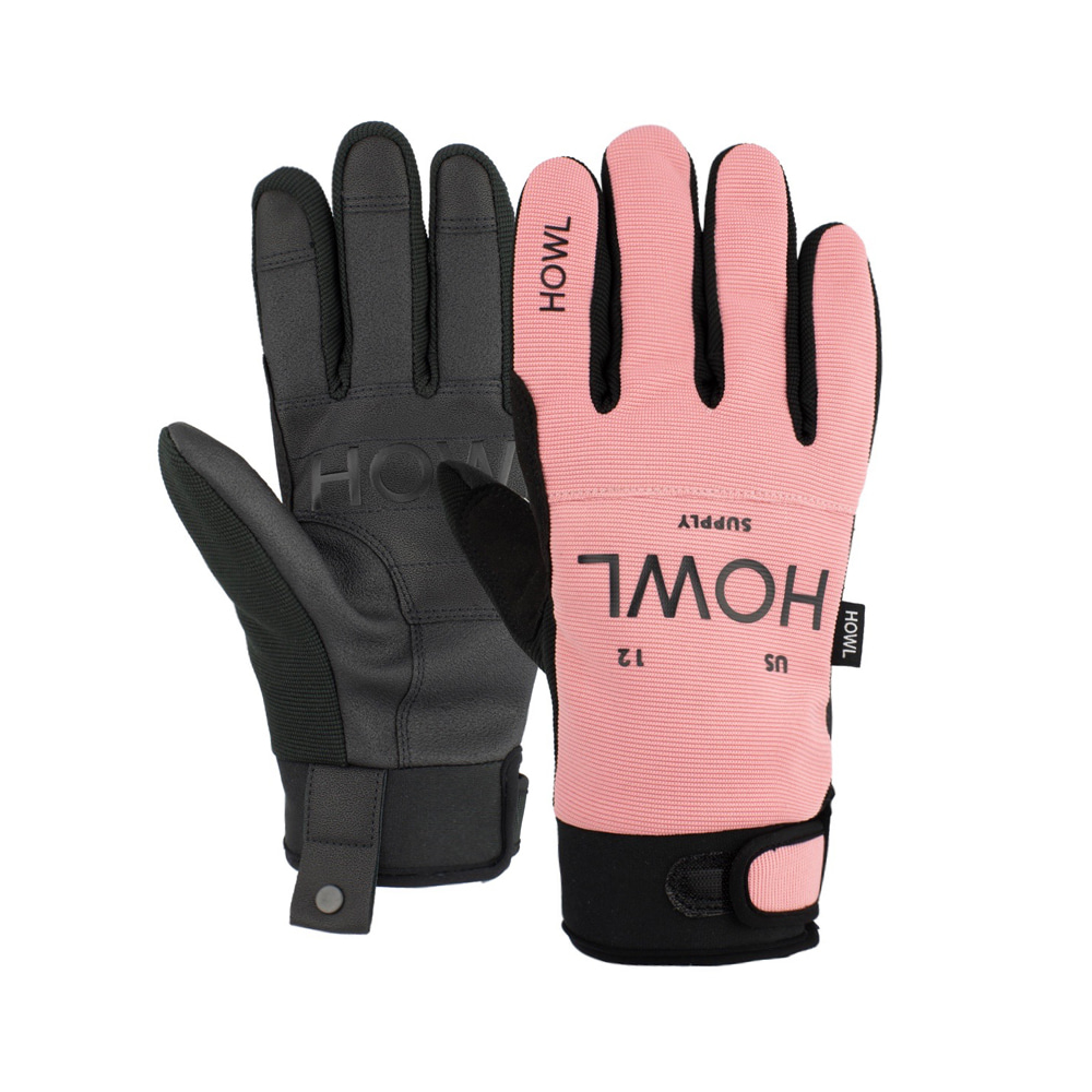 HOWL SUPPLY  JEEPSTER GLOVE SALTED ROSE