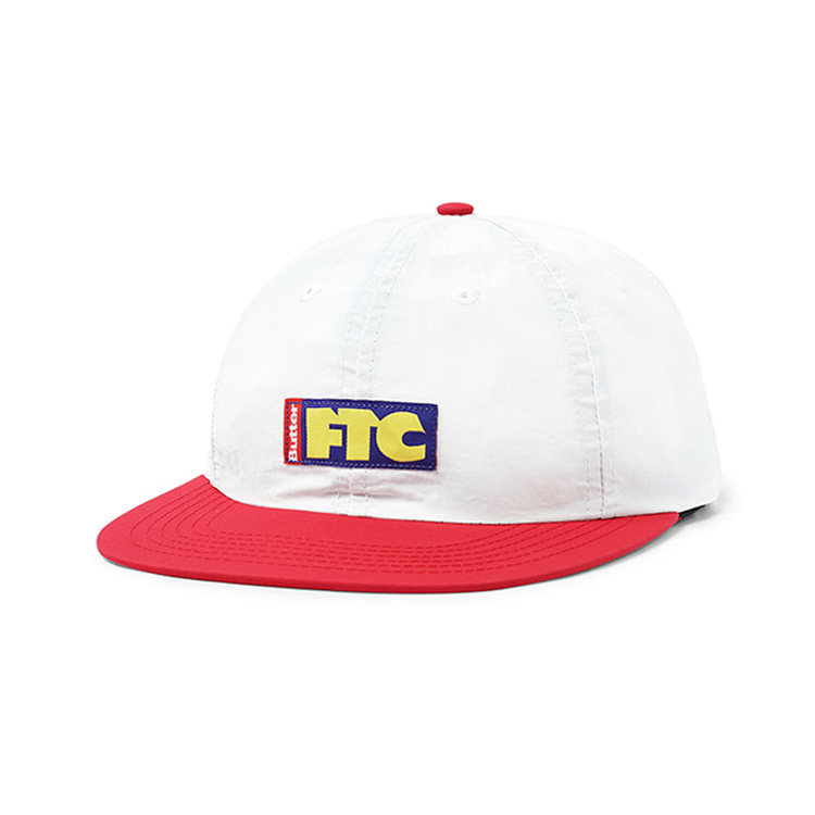 FTC FLAG 6 PANEL - WHITE/RED