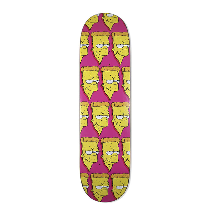 PIZZA BART DECK 8.25