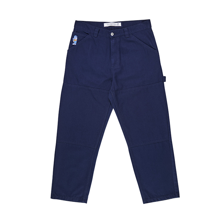 POLAR 93 CANVAS - NAVY