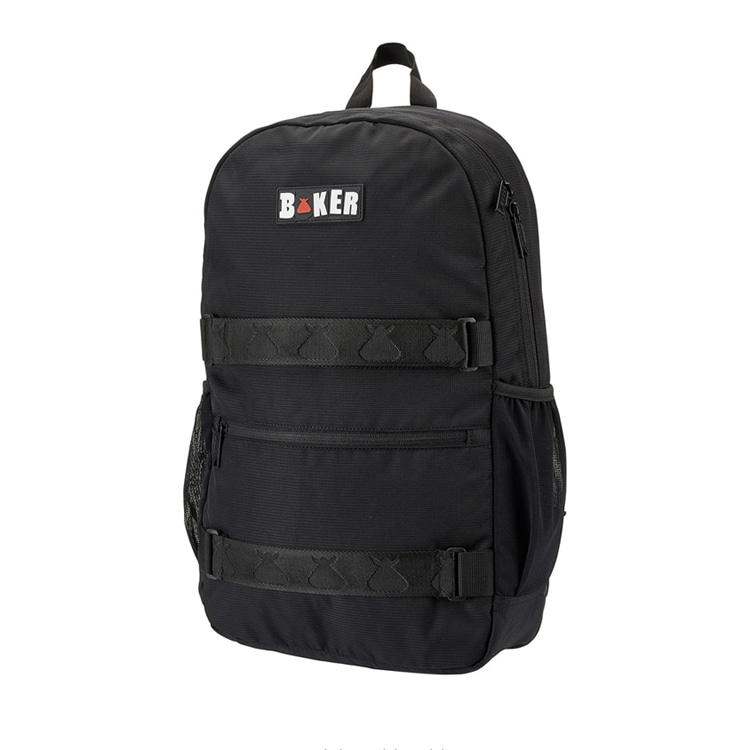 BUMBAG SKATE SCOUT BACKPACK - BLACK