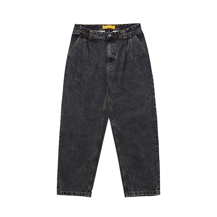POLAR DENIM CHINO - WASHED BLACK