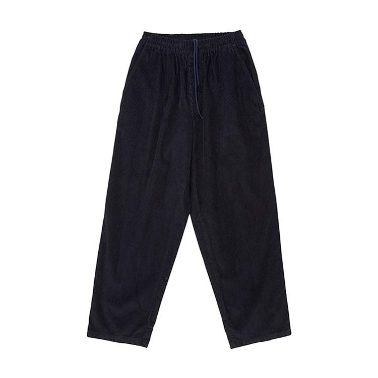 POLAR CORD SURF PANTS - DARK NAVY