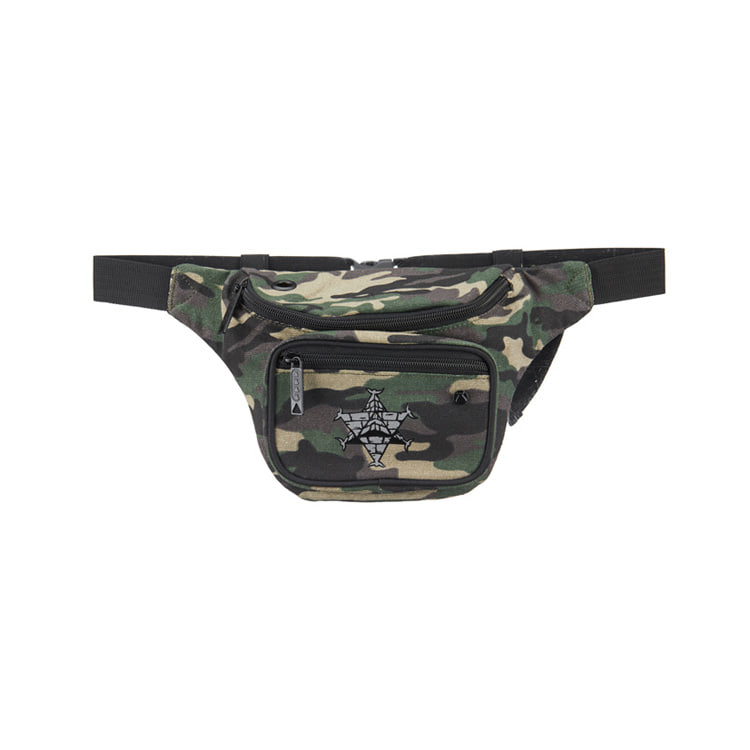 BUMB BAG DELUXE HIP PACK - CAMO