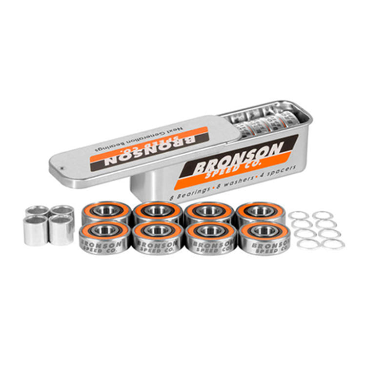 BRONSON SPEED BEARING G3