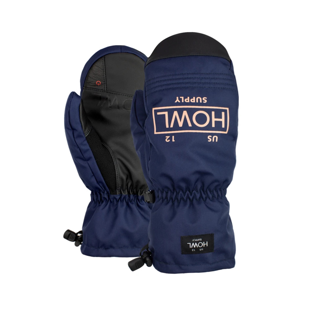 HOWL SUPPLY  TEAM MITT NAVY
