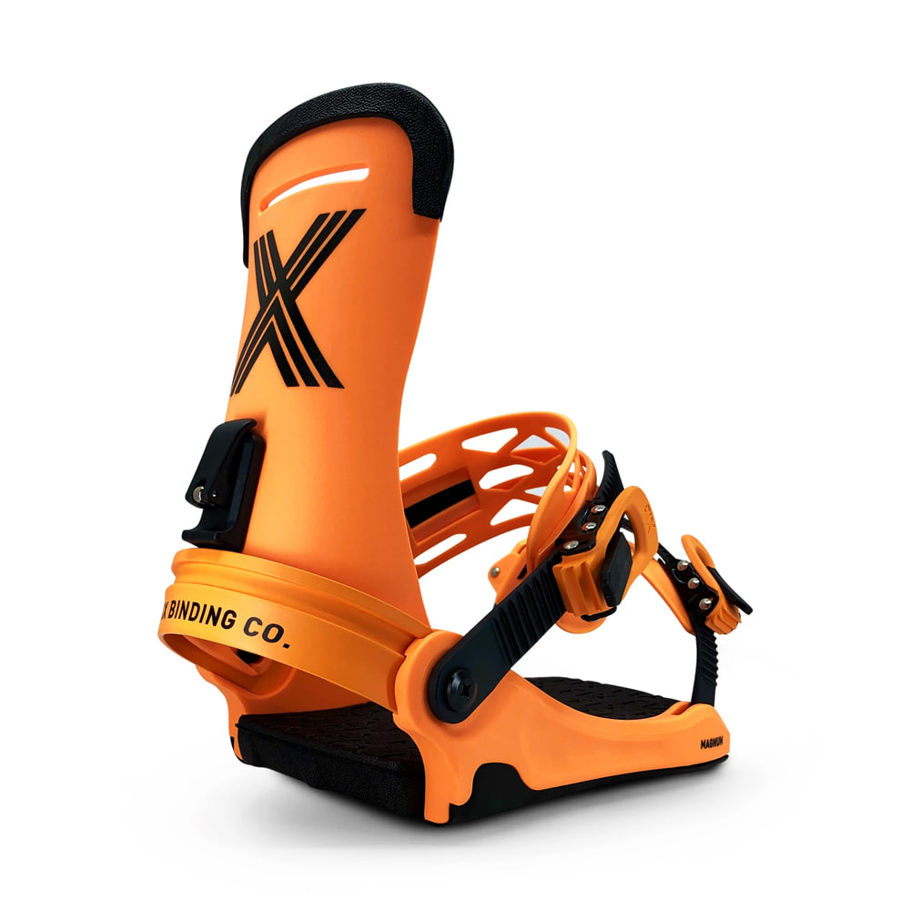 FIX BINDING CO.MAGNUM ORANGE