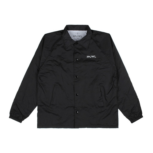 HOWL 16/17 STANDARD COACHES JACKET BLACK
