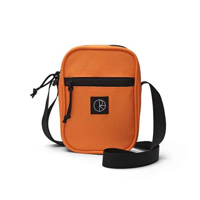 POLAR CORDURA MINI DEALER BAG - ORANGE