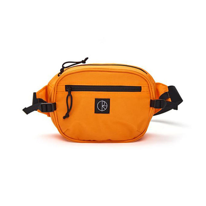 POLAR CORDURA HIP BAG - ORANGE