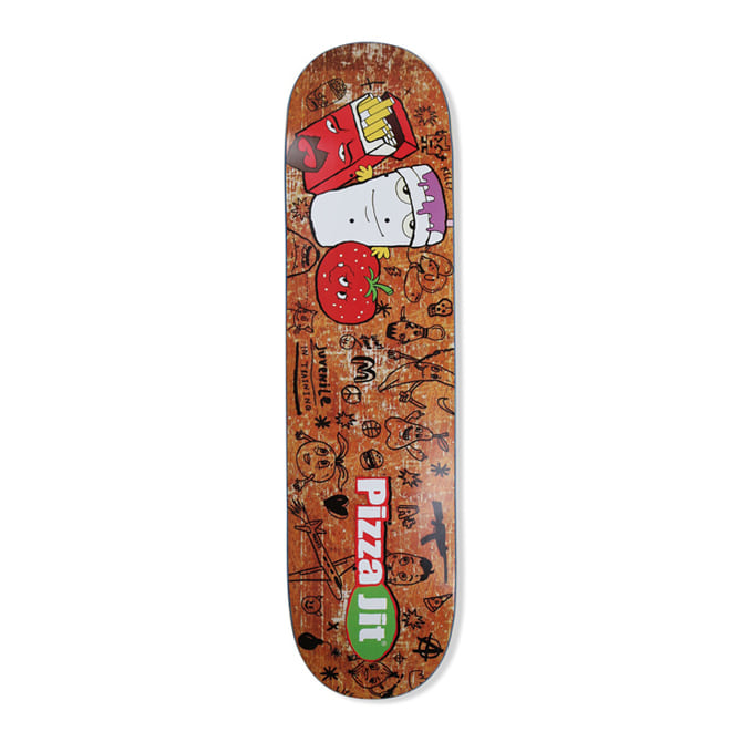 PIZZA PIZZA JIT DECK [7.75, 8.0]