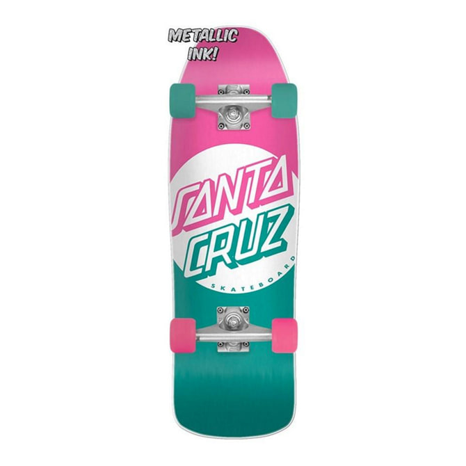 SANTA CRUZ SWITCH DOT MINI 80S CRUZER 8.39 X 26.09