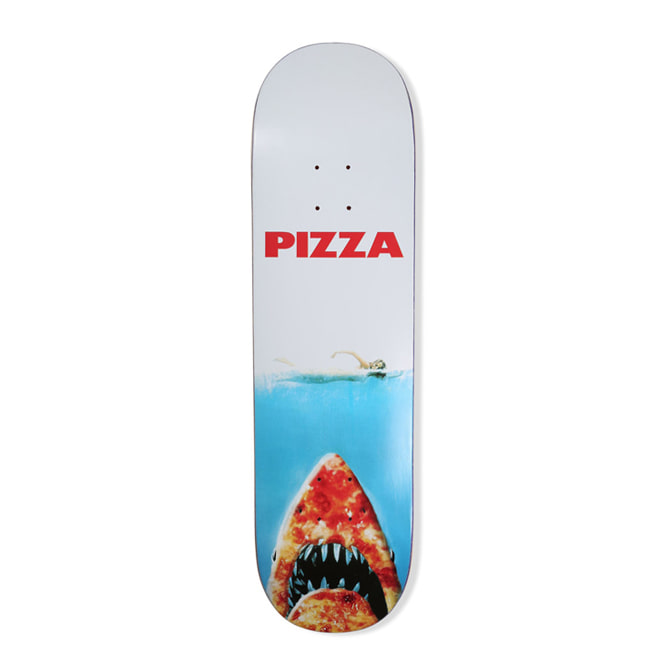 PIZZA SHARK DECK [8.25, 8.5]