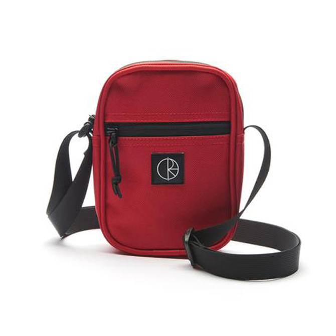 POLAR CORDURA MINI DEALER BAG - RED