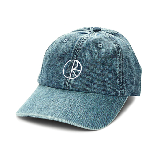 POLAR DENIM CAPS - BLUE