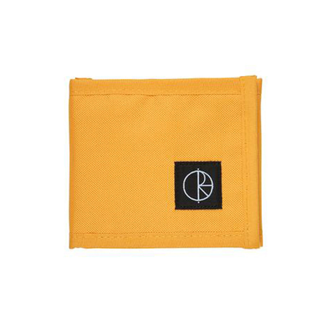 POLAR CORDURA WALLET - YELLOW