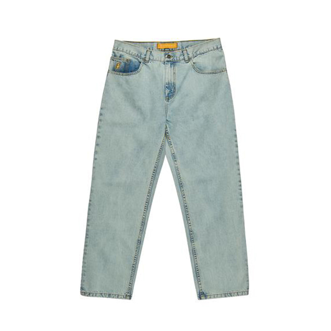POLAR 90'S DENIM - LIGHT BLUE