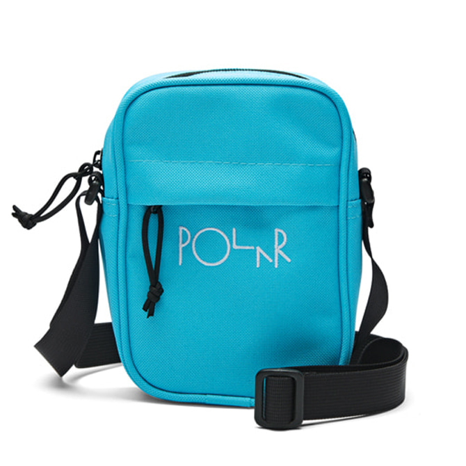 POLAR CORDURA MINI DEALER BAG - AQUA  [SU19]