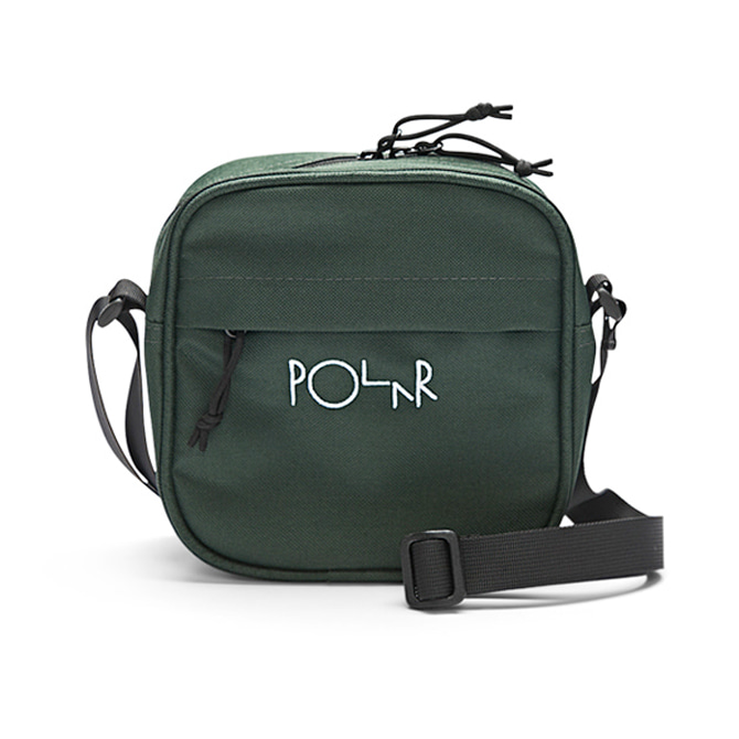 POLAR CORDURA DEALER BAG - DARK GREEN  [SU19]