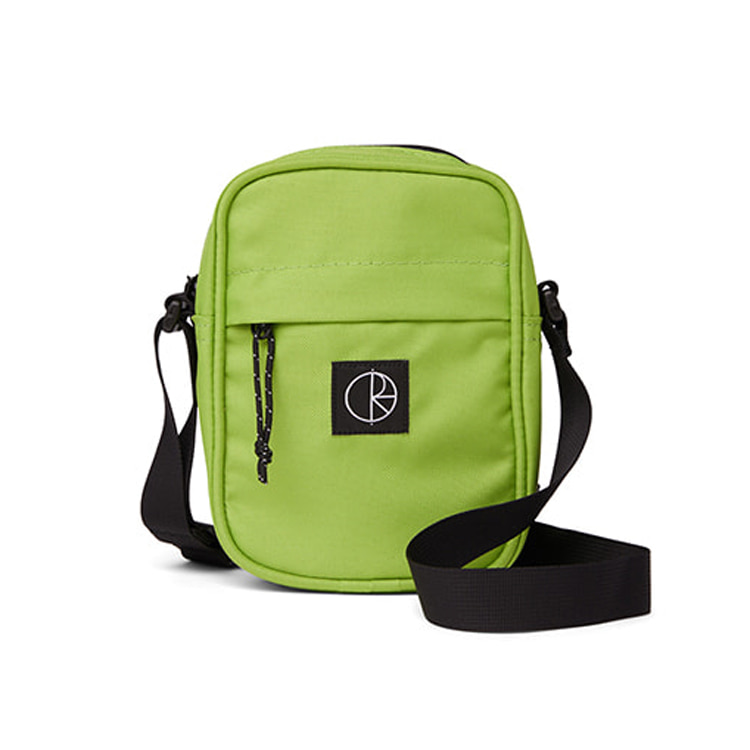 POLAR CORDURA MINI DEALER BAG - LIME