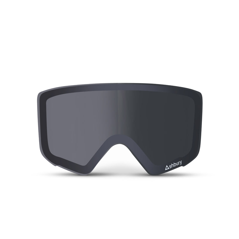 ASHBURY ARROW BLACK SMOKE LENS