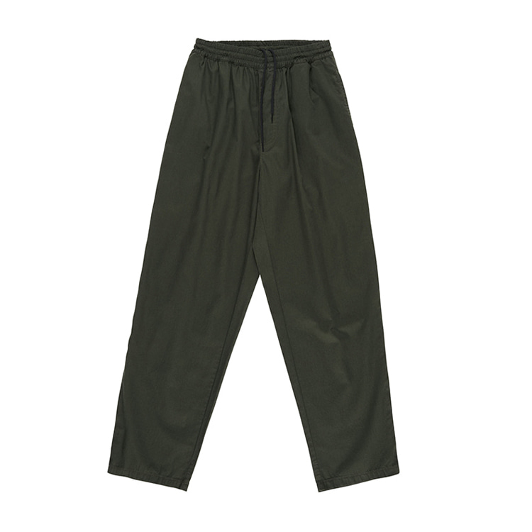 POLAR SURF PANTS - DARK OLIVE [FALL19]
