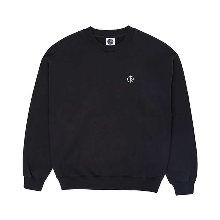 POLAR TEAM CREWNECK - BLACK