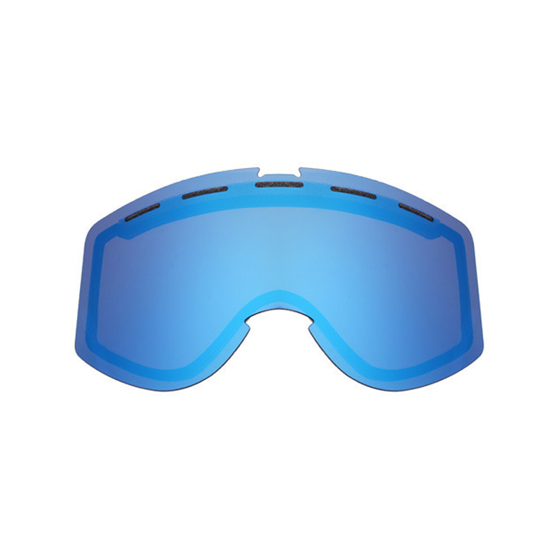 ASHBURY WARLOCK BLUE MIRROR LENS