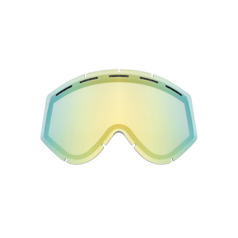 ASHBURY KALEIDOSCOPE GOLD MIRROR LENS