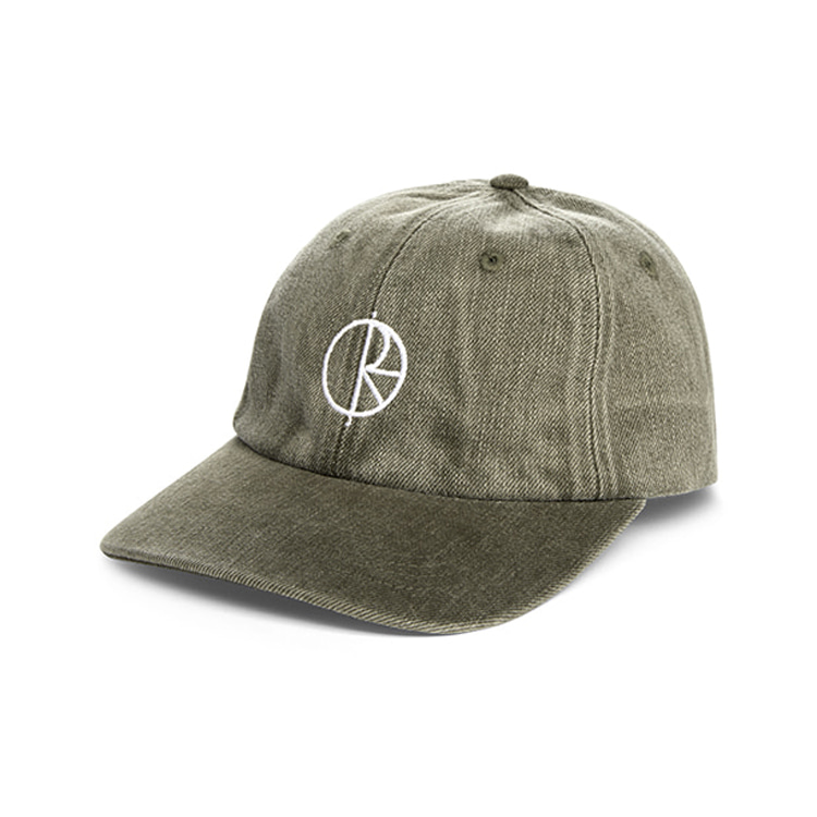 POLAR DENIM CAP - ARMY GREEN
