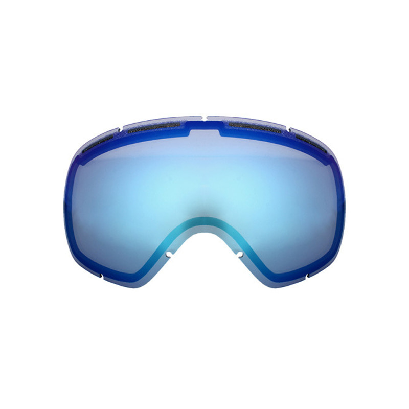 ASHBURY BULLET BLUE MIRROR LENS