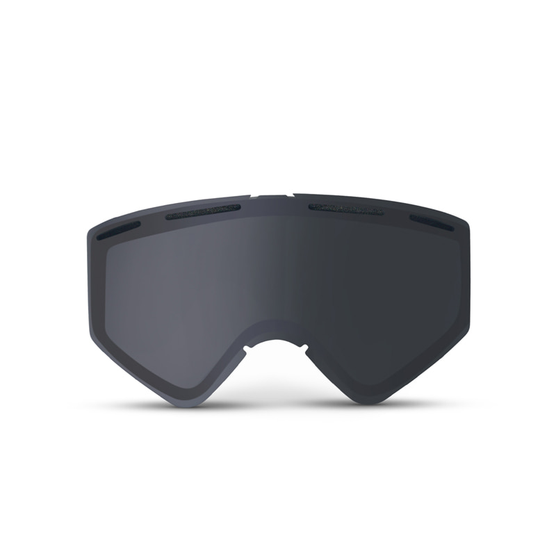 ASHBURY BLACKBIRD BLACK SMOKE LENS