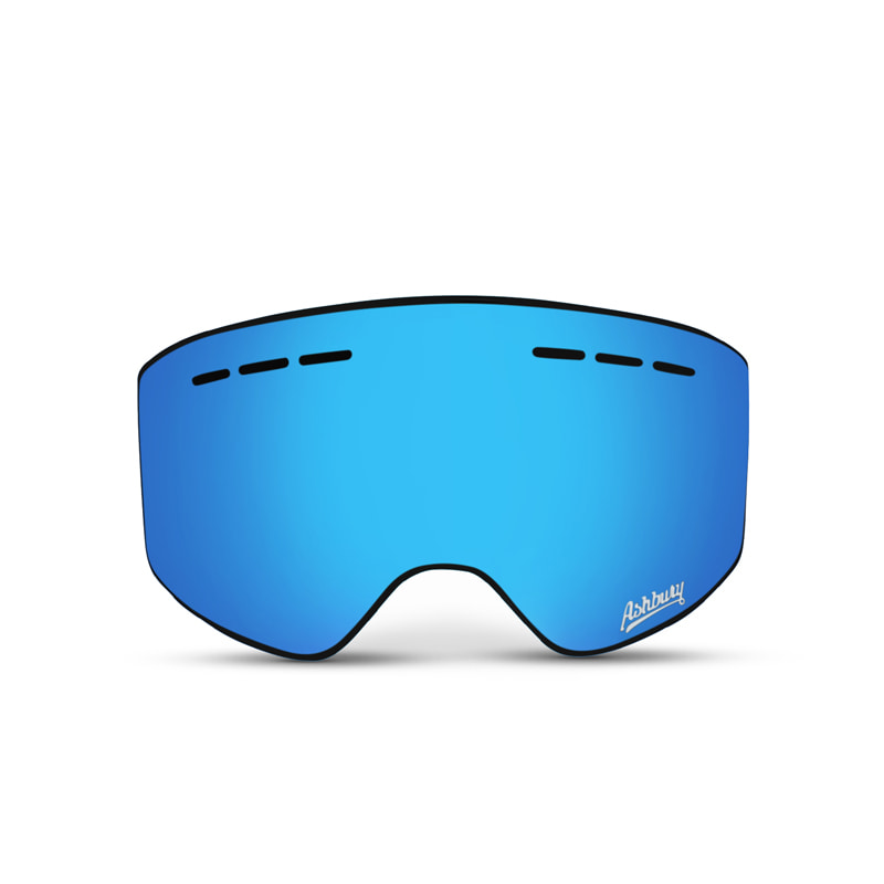 ASHBURY MIRAGE BLUE MIRROR LENS