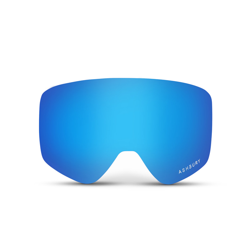 ASHBURY SONIC BLUE MIRROR LENS