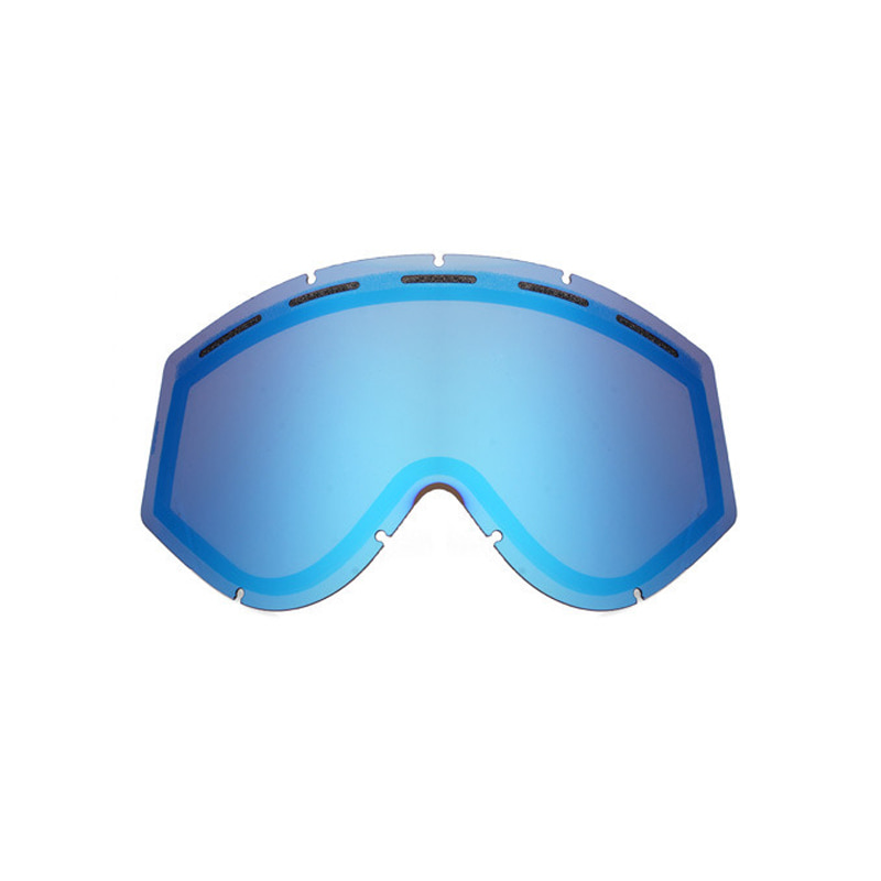 ASHBURY KALEIDOSCOPE BLUE MIRROR LENS