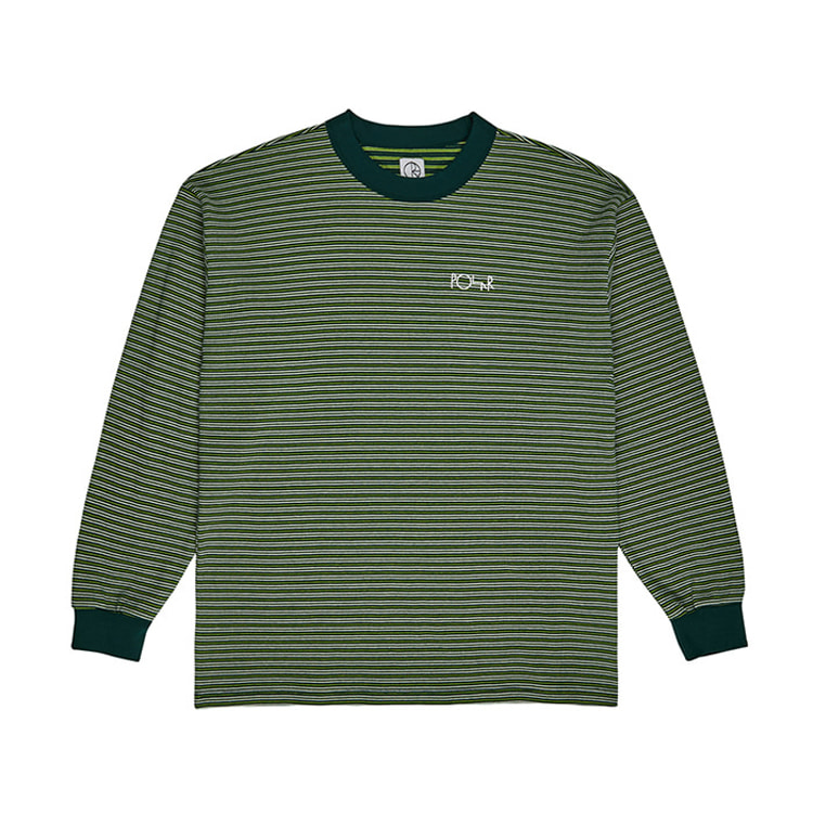 POLAR SHIN LONGSLEEVE - DARK GREEN