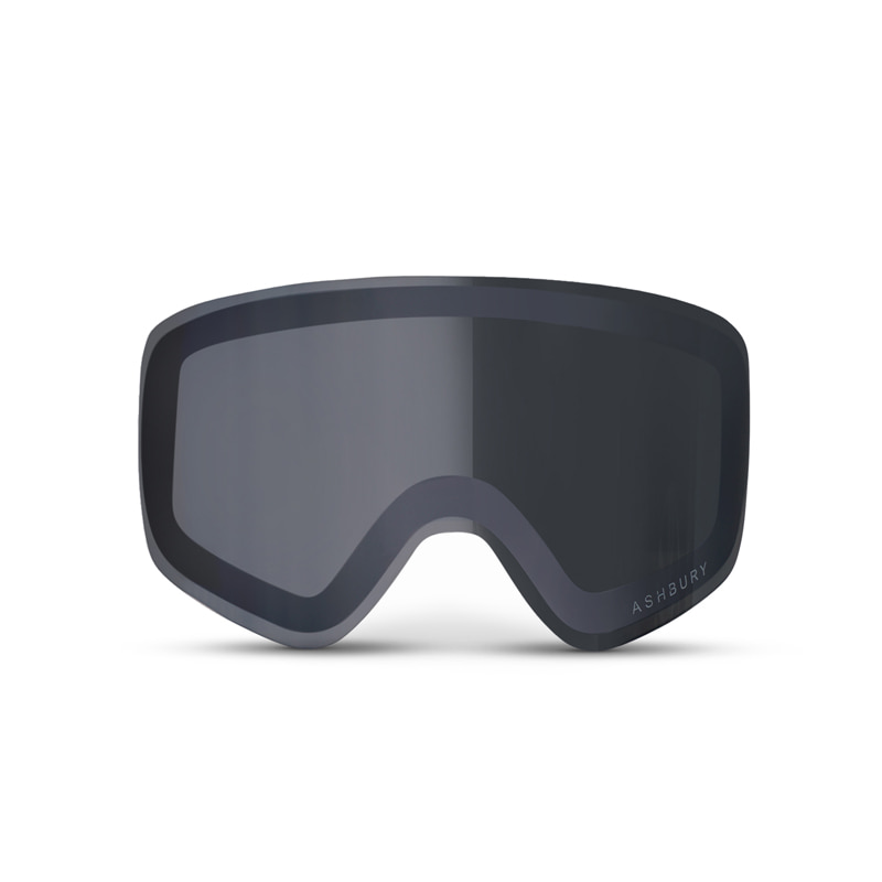 ASHBURY SONIC BLACK SMOKE LENS