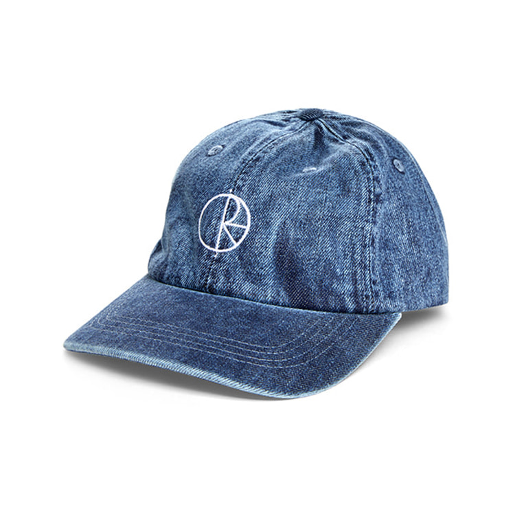 POLAR DENIM CAP - BLUE