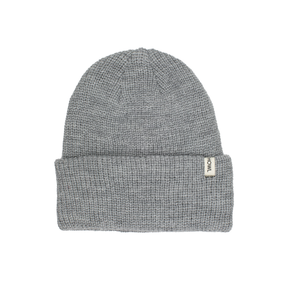 HOWL SUPPLY  SLASH BEANIE GREY