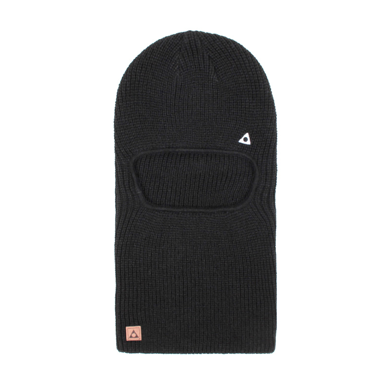 ASHBURY OG FACEMASK BLACK