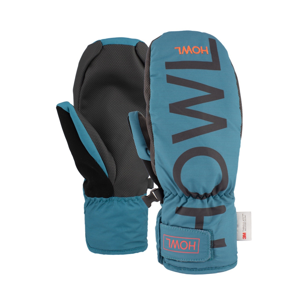 HOWL SUPPLY  FLYWEIGHT MITT BLUE