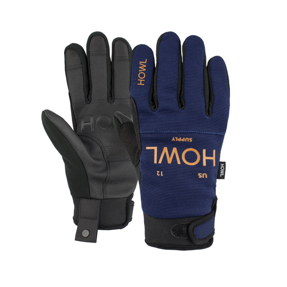HOWL SUPPLY  JEEPSTER GLOVE NAVY