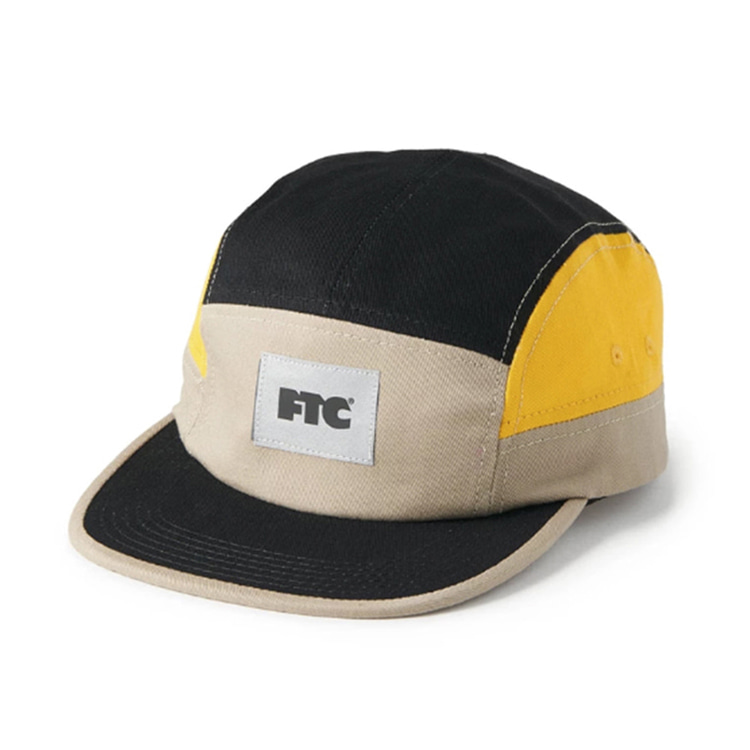FTC CAMP HAT - GOLD