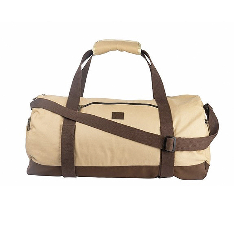 BUMB BAG DUFFLE BAG - TAN