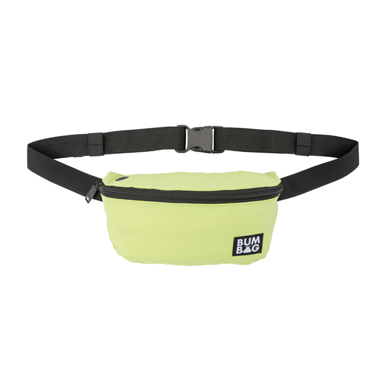 BUMBAG SQUIRREL POUCH - LIME
